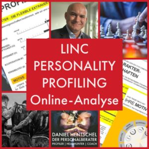 LINC PERSONALITY PROFILING-Online-Analyse